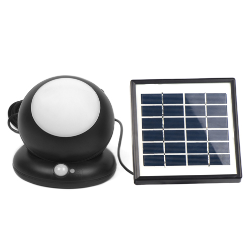 Hawkeye Solar Sensor Wall Light title=