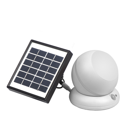 Hawkeye Solar Sensor Wall Light